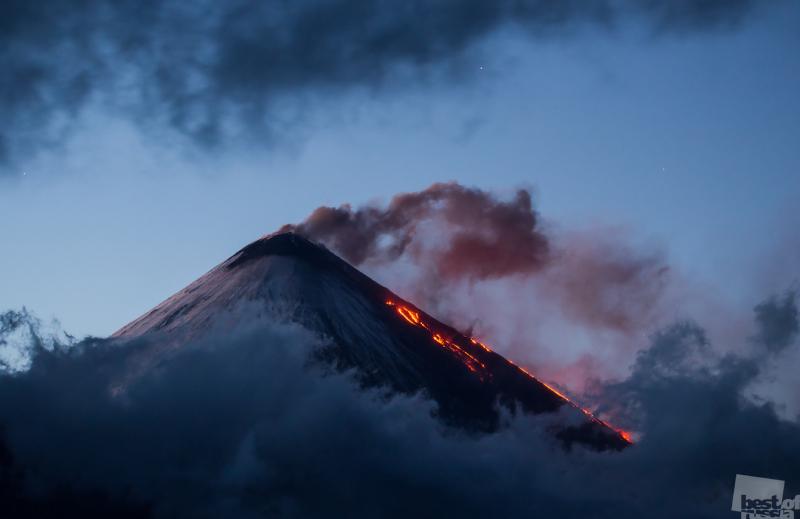 Пробуждение вулкана