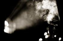 Дым фимиама