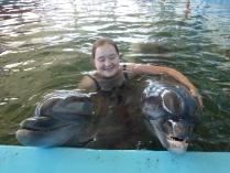 Счастье. Дельфины
