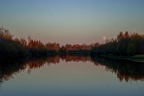 Закат на Барсово.