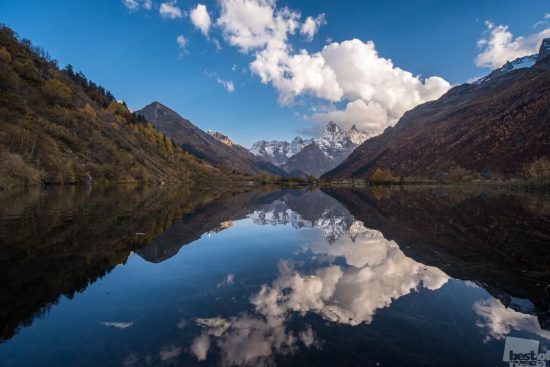 Озеро Туманлыкель