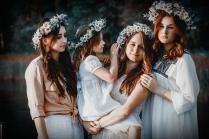 Четыре дочери