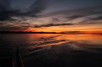 Краски вечернего заката