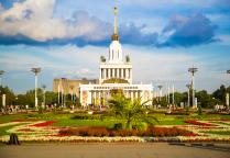 """""""ВДНХ - Главная выставка страны"""""""