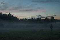 Спустился туман