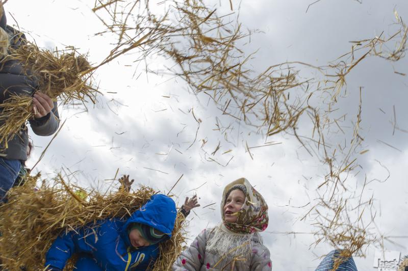 Заколдованное сено