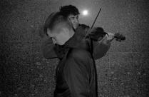 Скрипач и слушатель