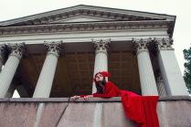 Российская королева бурлеска 2016 Алиса Шпиллер