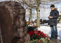 Первая годовщина со дня убийства Бориса Немцова