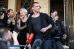 Оглашение приговора по делу художника П.Павленского в Мещанском суде