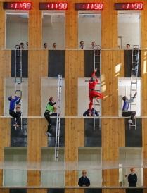 Всероссийские соревнования по пожарно-прикладному спорту в Иваново