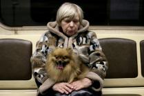Встреча в метро