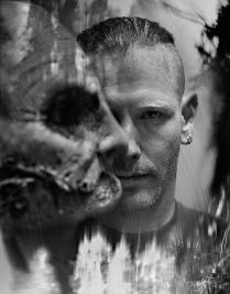 Кори Тейлор. Музыкант. Фронтмен  культовой  американской  группы  Slipknot.