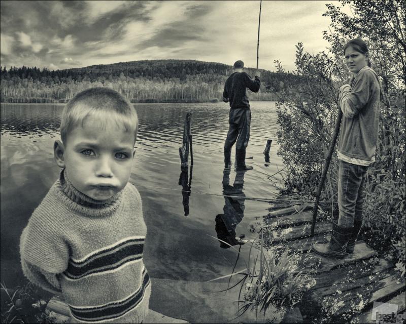 Обида на рыбалке