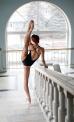 Японская балерина в ЕКатеринбурге