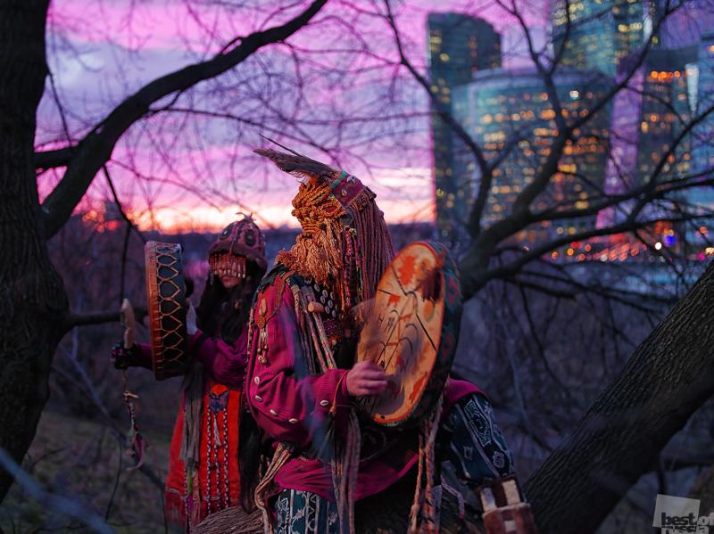 Город шаманов