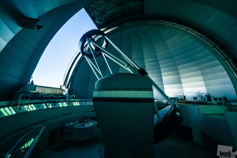 БТА - большой телескоп азимутальный
