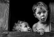 детство голопузое, босоногое