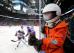 Гагарин и хоккей