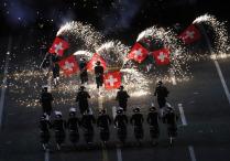 Щвейцарские барабанщики