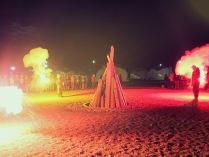 Зажигаем огонек