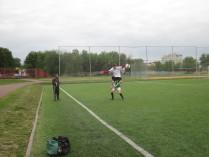 Футбольный матч.