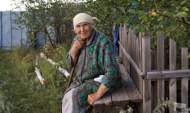 баба Настя