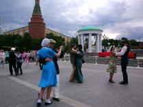 """На фестивале """"Времена и эпохи"""" на Манежной площади"""