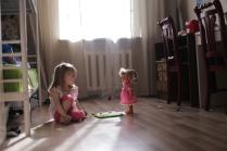 Разговоры с куклой