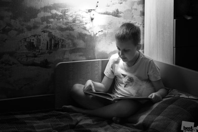 К знаниям тянуться не только дети...