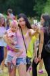 Фестиваль красок холи в Уссурийске