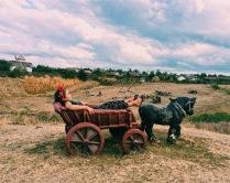 На деревню к  дедушке