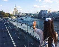 Мой город. Моя Москва.
