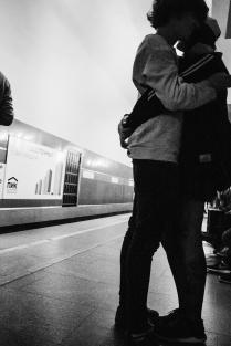 Любовь в метро