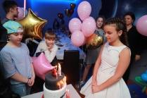 Торт для принцессы. Детский День рождения