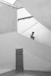 Юноша на лестнице
