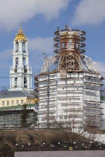 Воссоздание купола