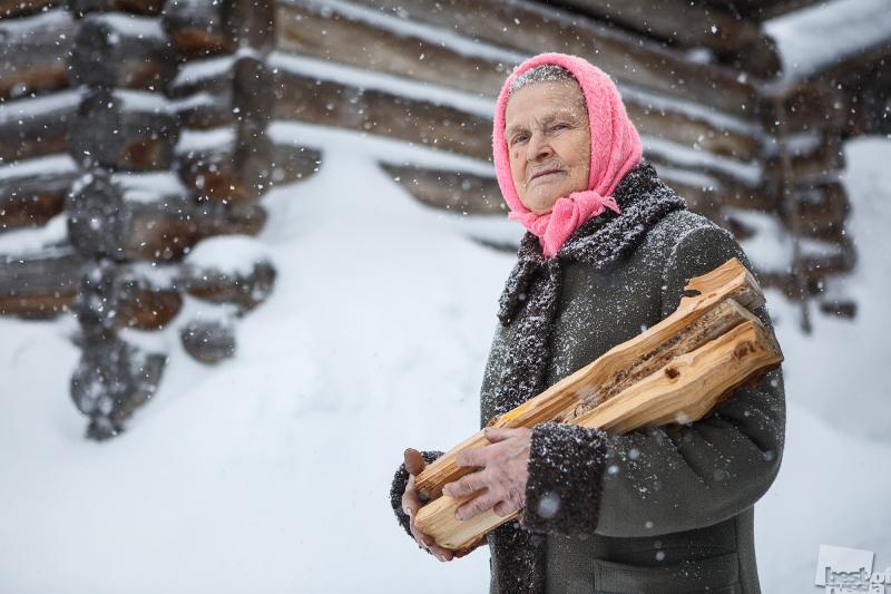 """Алевтина Стахеева - из цикла """"Ровесники"""""""