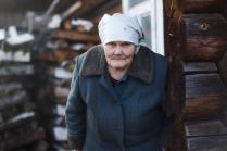 "Нина Прибыткова - из цикла ""Ровесники"""