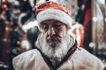 Бездомный Санта