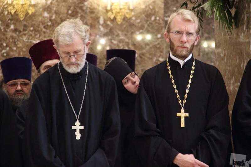 Перед литургией
