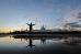 Рассвет над Казанским Кремлем