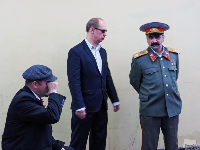 Россия за сто лет.