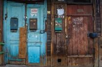 Вся жизнь на холсте двери