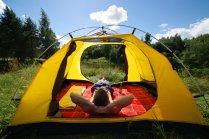 Лето в палатке