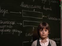Школьные годы Алисы