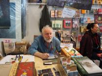 Юрий Норштейн на книжной ярмарке