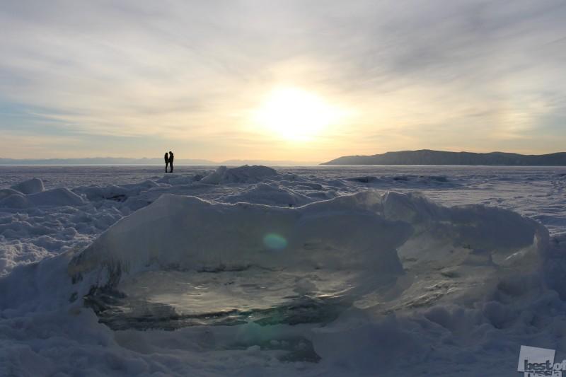 Между нами тает лёд