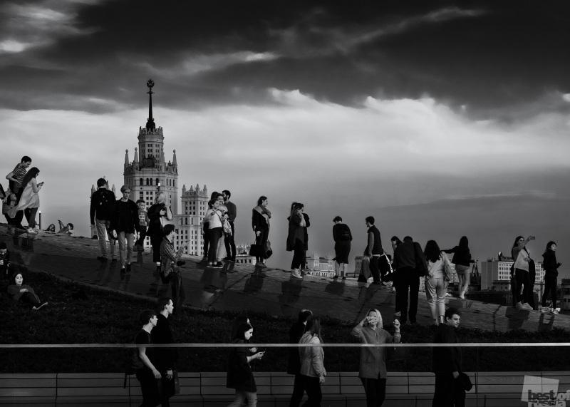 Новые виды Москвы