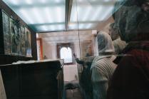 Паломники в музее